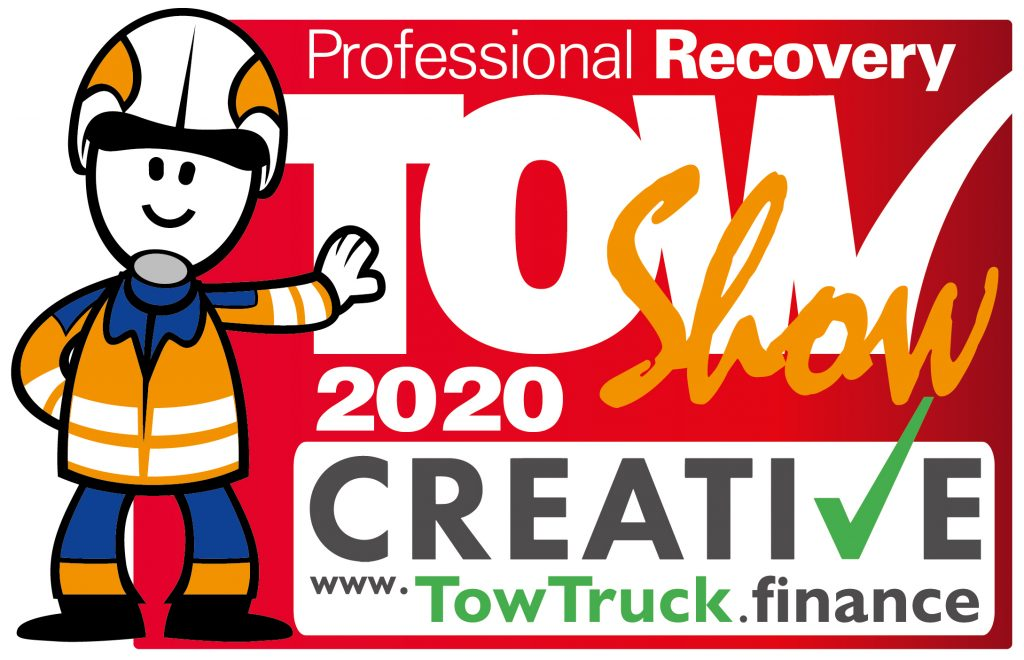 Recovery Tow Show 2020 Logo